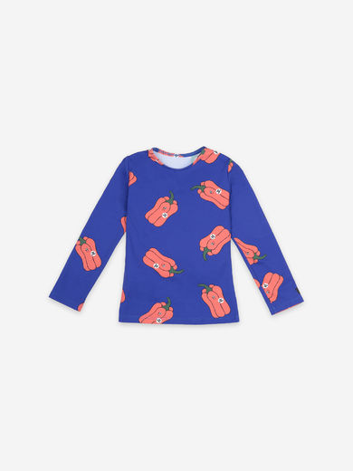 Bobo Choses - Vote For Pepper All Over Swim Top, 121AC163