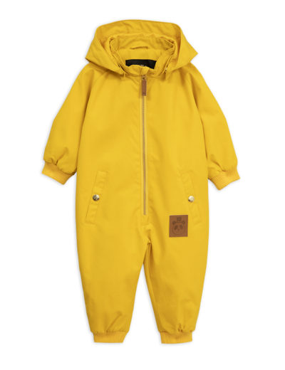 Mini Rodini - Pico overall, Yellow