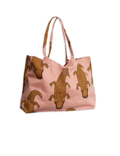 Mini Rodini - Crocco beachbag, Pink