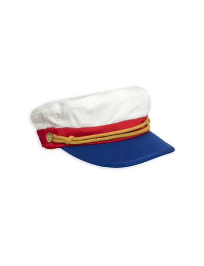 Mini Rodini - Skipper hat, Offwhite