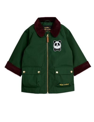 Mini Rodini - Country jacket -LE-, Dark green