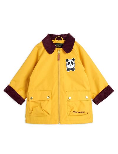 Mini Rodini - Padded country jacket, Yellow
