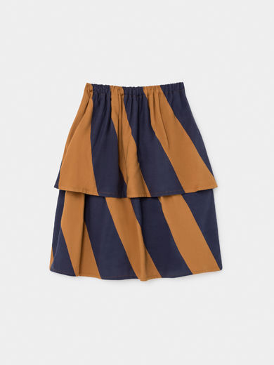 Bobo Choses - Big Stripes Midi Skirt (219076)
