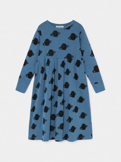 Bobo Choses - All Over Big Saturn Jersey Dress (219084)