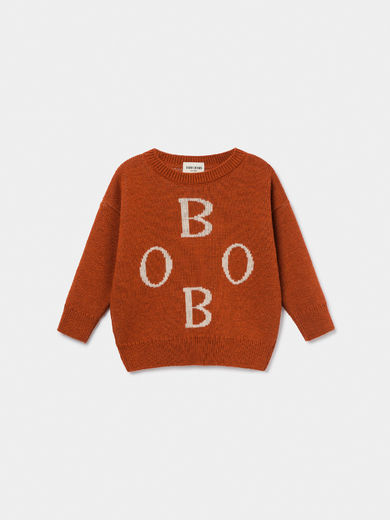 Bobo Choses - Bobo Jacquard Jumper (219105)