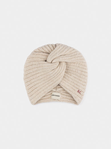 Bobo Choses - Twist Beige Beanie (219123)