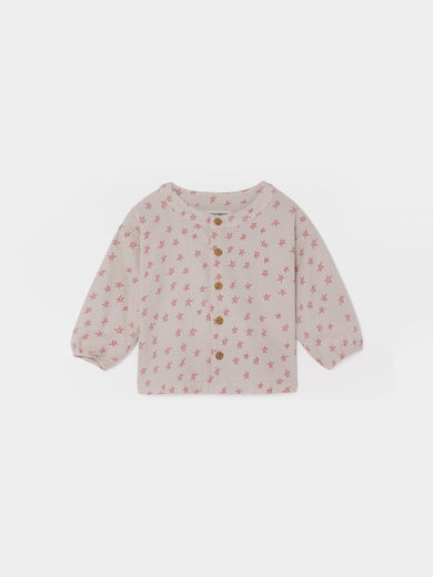 Bobo Choses - All Over Stars Buttons Blouse, Baby ( 219147)