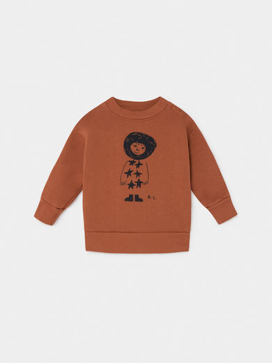 Bobo Choses - Starchild Sweatshirt, Baby ( 219157)