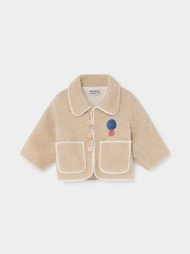 Bobo Choses - Mercury Sheepskin Jacket, Baby (219197)
