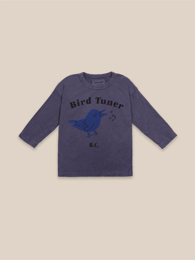 Bobo Choses - Bird Tuner Long Sleeve T-Shirt (22000004)