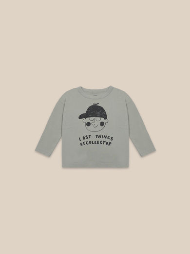 Bobo Choses - Boy Long Sleeve T-shirt (22001011)