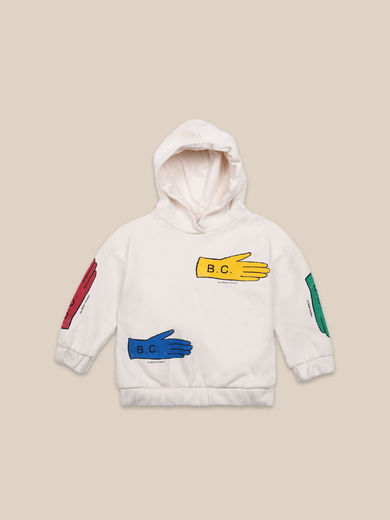 Bobo Choses - Lost Gloves Hooded Sweatshirt (22001046)
