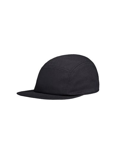 Mainio - 5-panel cap, Black (50204)
