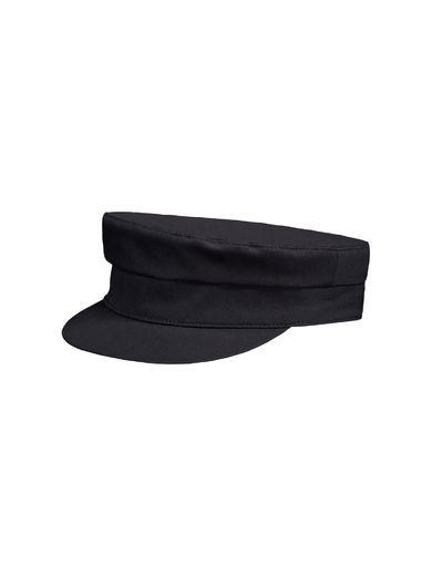 Mainio - Skipper cap, Black (50209)