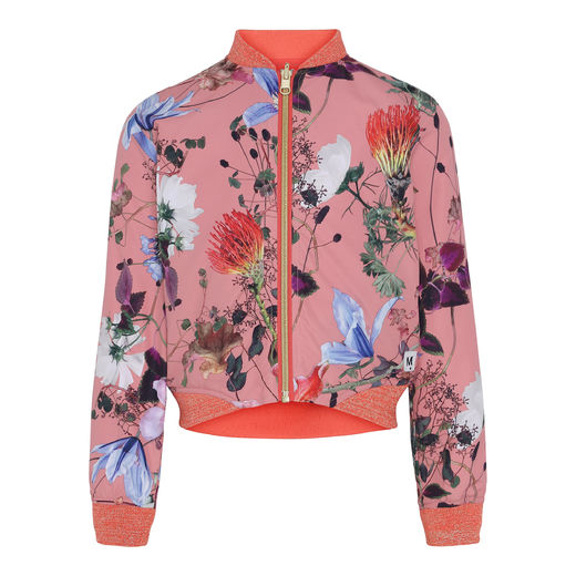 Molo Kids - Harlow jacket, Flowers of the world