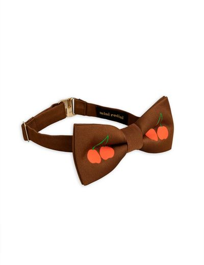 Mini Rodini - Bow tie, brown