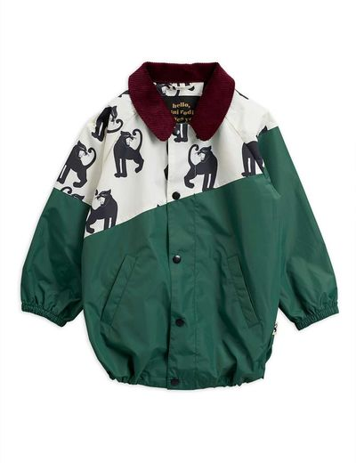 Mini Rodini - Lightweight coat, Dark Green