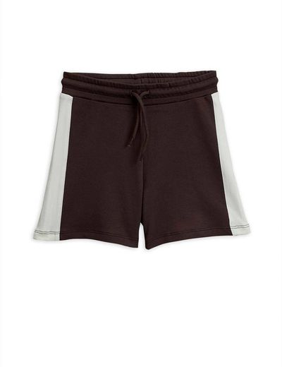 Mini Rodini - Rugby shorts -LE-, brown