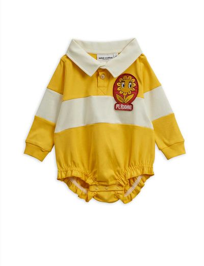 Mini Rodini - Rugby body -LE-, Yellow