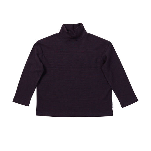 Maed for mini - Striped Seastar LS Turtleneck