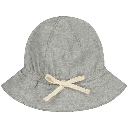 GRAY LABEL - Baby Sun Hat, Grey Melange (GL-ACC021-GME)