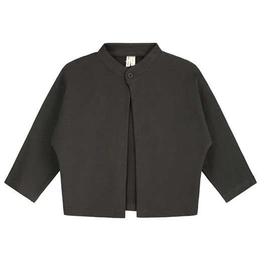 GRAY LABEL - One-Button Cardigan, Nearly Black (GL-TOP053-NBA)
