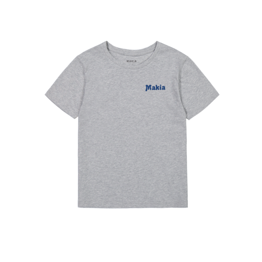 Makia - Fast T-Shirt, Grey
