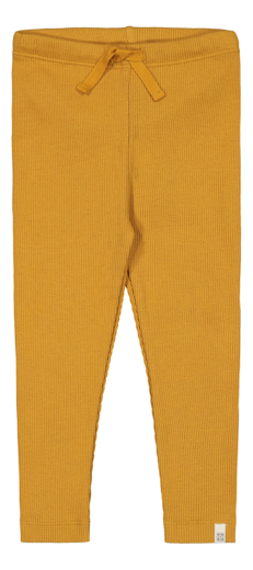 Kaiko - Rib Leggings, Ochre