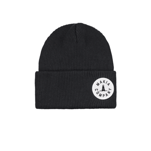 Makia - Trade Beanie, Black