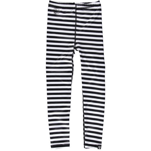 Beach & Bandits - Bandit (UPF50+Legging), Black/White