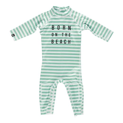 Beach & Bandits - Beach boy, White/green