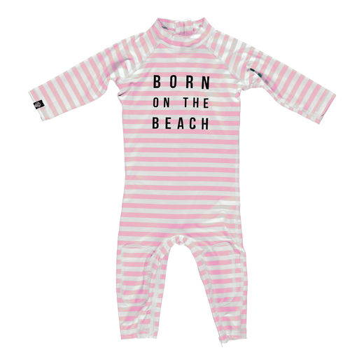 Beach & Bandits - Beach Girl , White/Pink