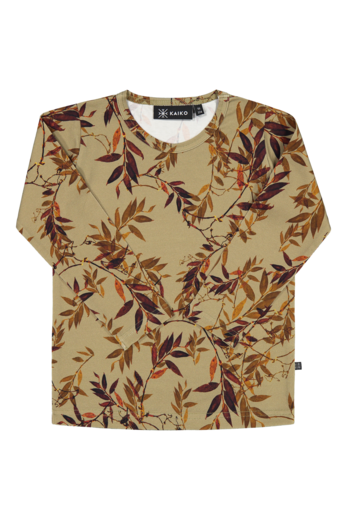 Kaiko - Golden bottany shirt LS
