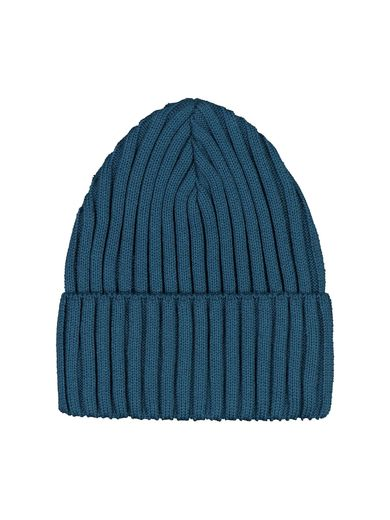 Mainio - Rib beanie, Deep sea