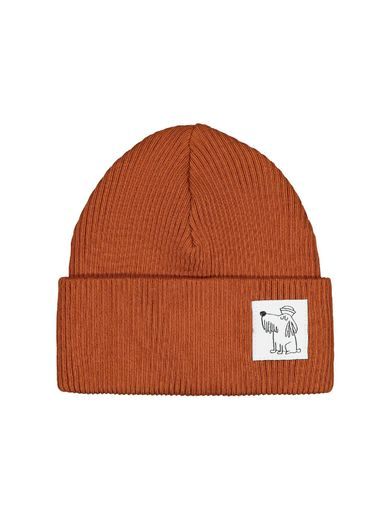 Mainio - Fisher beanie, Rusty red