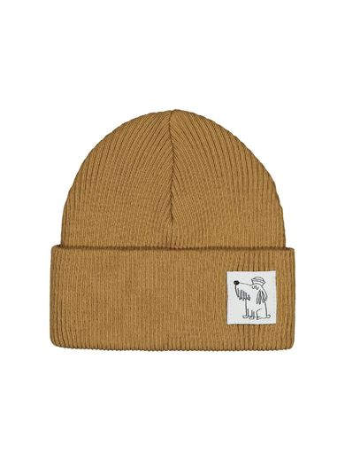 Mainio - Fisher beanie, Brown sugar
