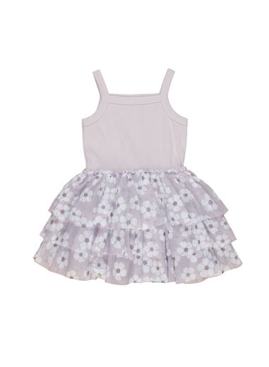 Huxbaby -  Floral Summer Ballet Dress