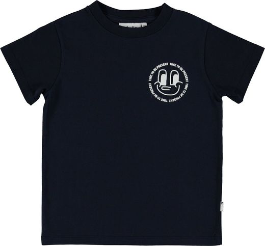 Molo Kids - Reeve T-shirt SS, Dark Navy