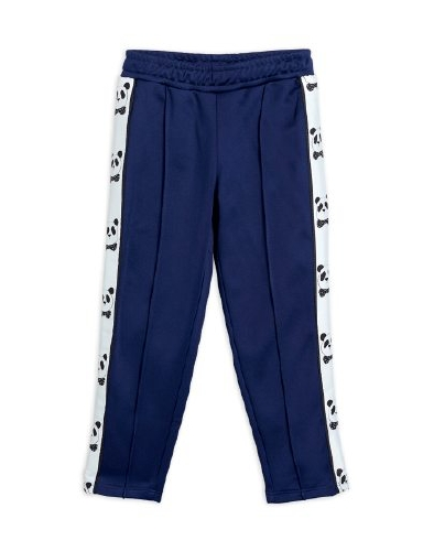Mini Rodini - Panda wct trousers , Navy
