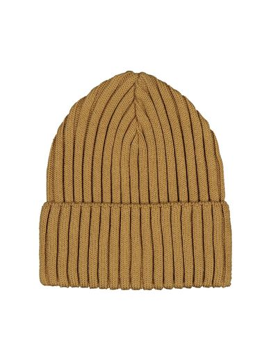 Mainio - Rib beanie, Brown sugar