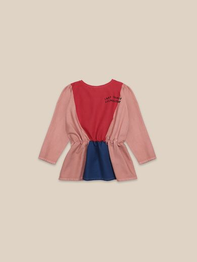 Bobo Choses - Triangles girl shirt (22001052)